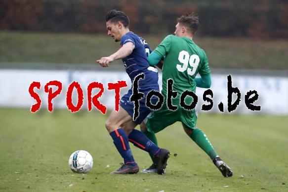 SEIZOEN 2018 - 2019 : DIEGEM SPORT - SK RONSE