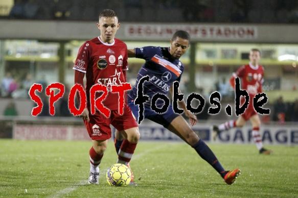 SEIZOEN 2018 - 2019 : TEMPO OVERIJSE - SK RONSE
