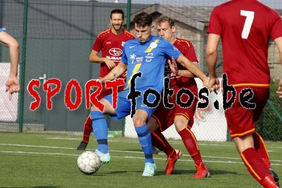 Seizoen 2021-2022 : KV Tervuren-Duisburg - Sporting Kampenhout